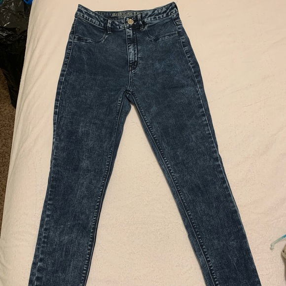American Eagle Outfitters Denim - American eagle high rise jeggings